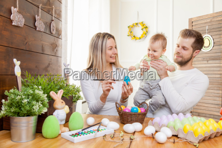 easter, concept., happy, mother, and, father - 20512493