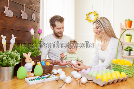 easter, concept., happy, mother, and, father - 20512503