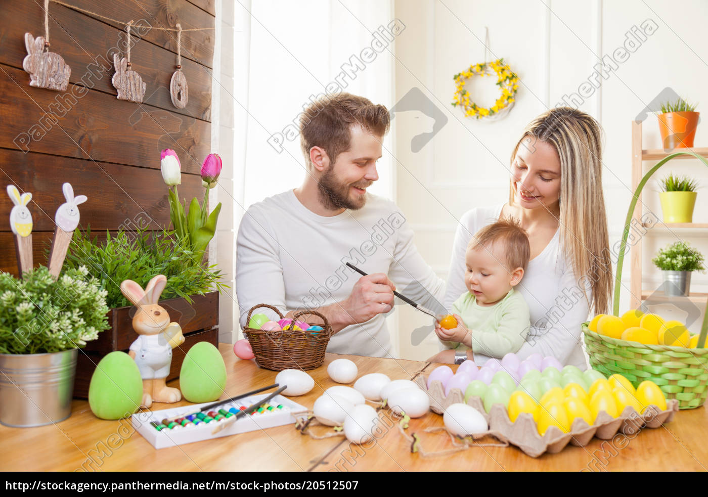 easter, concept., happy, mother, and, father - 20512507