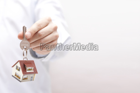 house, key, in, hand, - 20512189