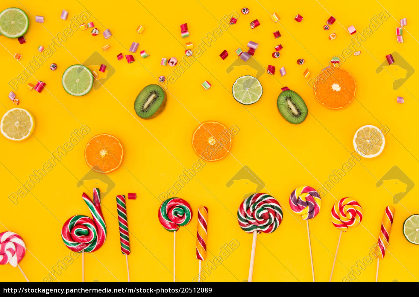 the, colorful, candies, background - 20512089