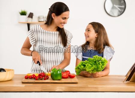 having, fun, in, the, kitchen - 20513131