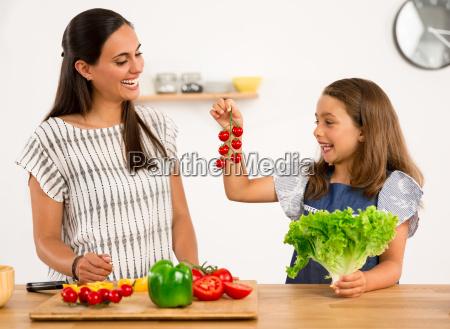 having, fun, in, the, kitchen - 20513135