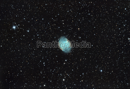 m27 dumbell nebula planetary nebula
