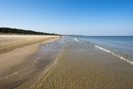 germany usedom ahlbeck beach