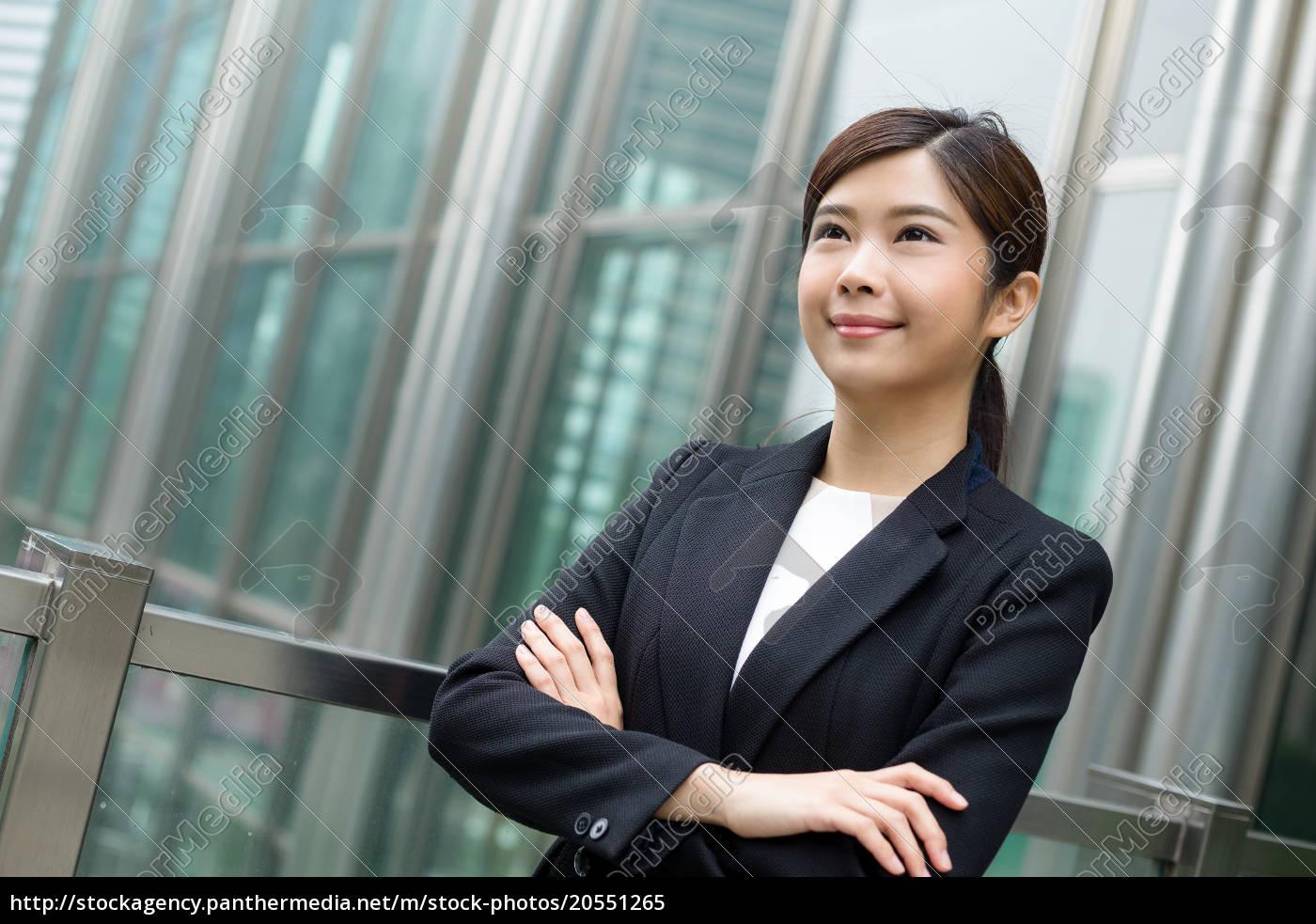 asian, business, woman - 20551265