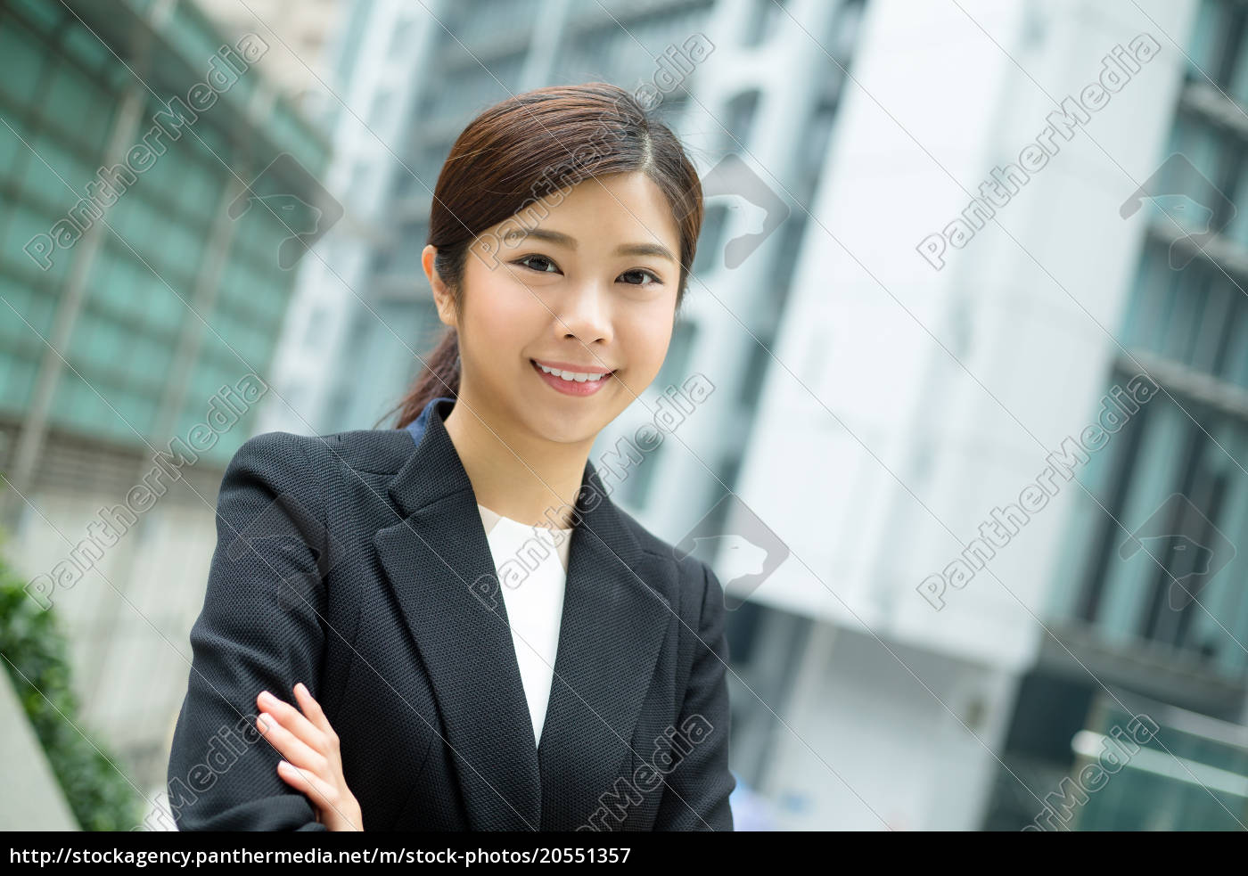 young, business, woman - 20551357