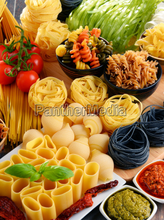 composition, with, different, sorts, of, pasta - 20556397