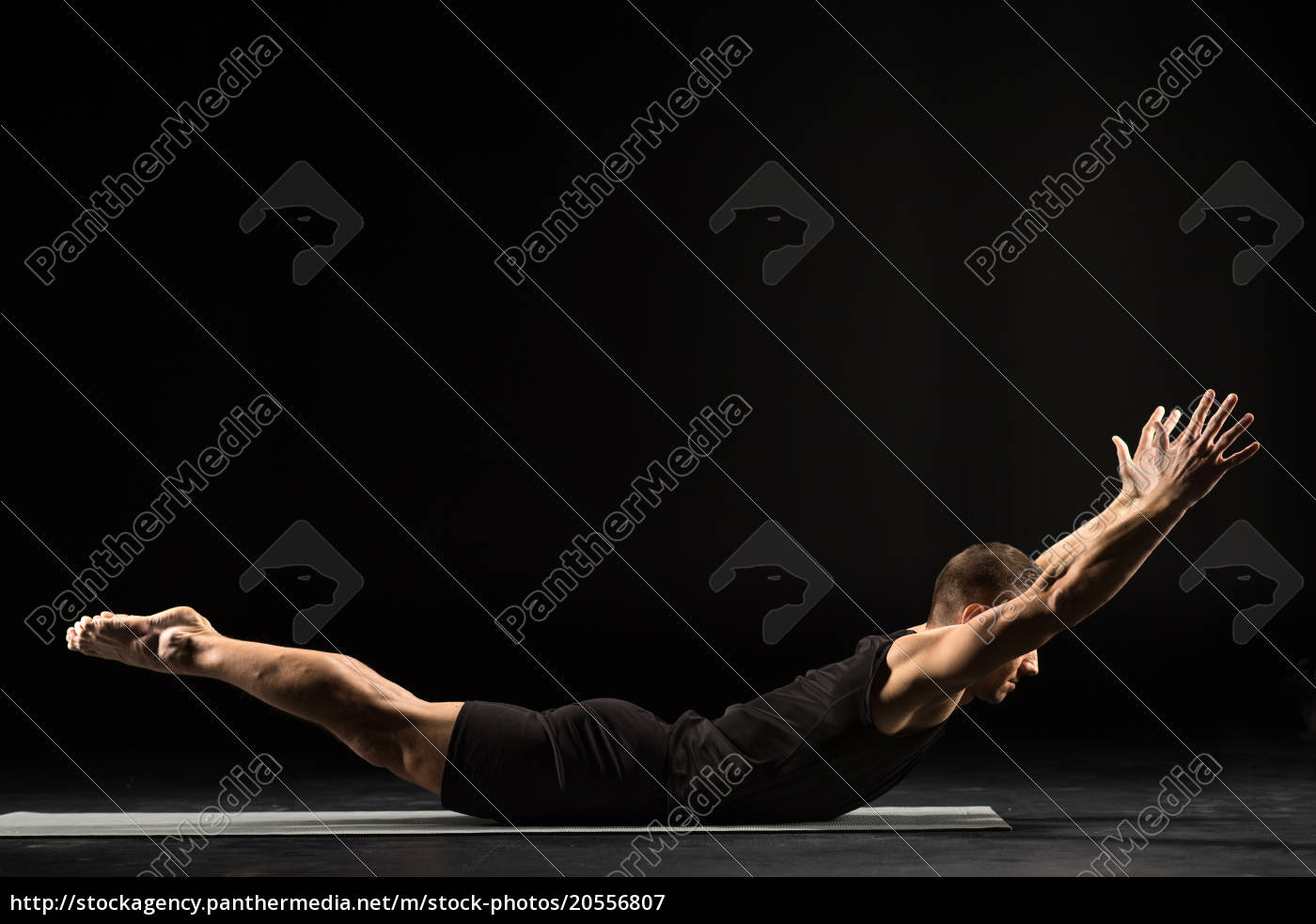 man, practicing, yoga - 20556807