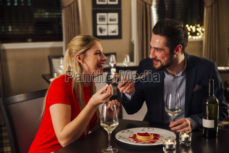 valentine's, day, meal - 20556611