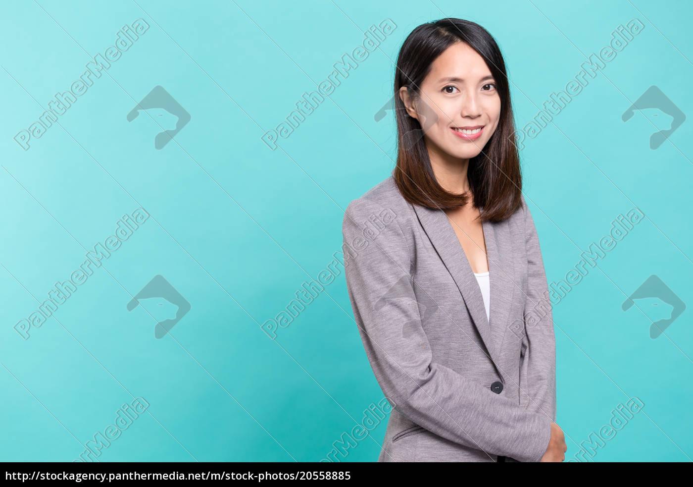businesswoman, portrait - 20558885
