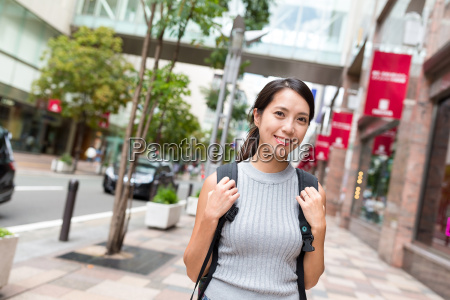 woman, travel, in, fukuoka, city - 20558903
