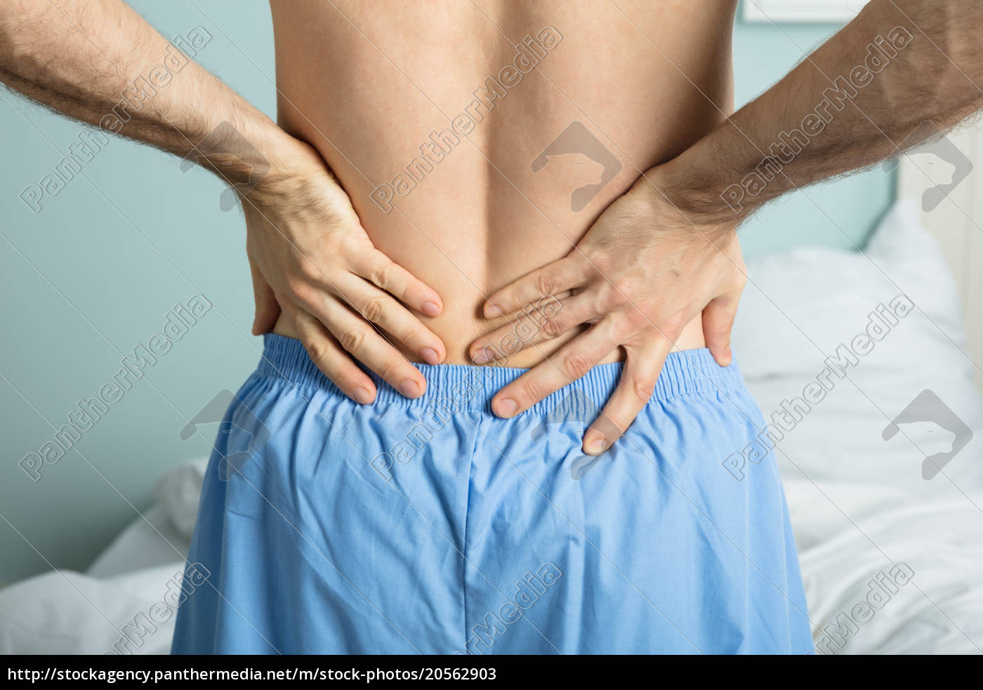 man, with, his, back, pain - 20562903