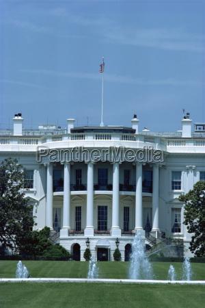 the white house washington dc united