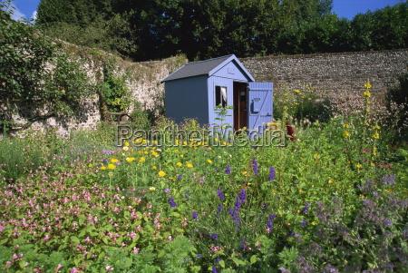 herb garden st valery sur somme