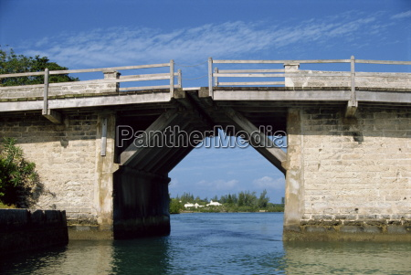 the smallest drawbridge in the world