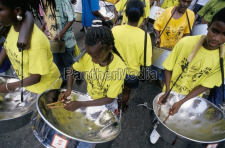 steel band festival point fortin trinidad