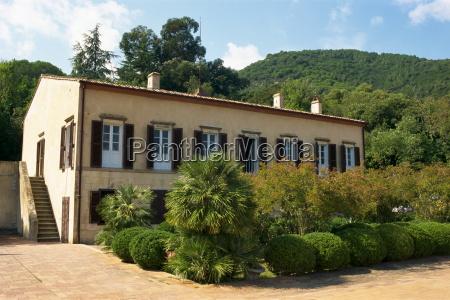 the villa san martino napoleons summer
