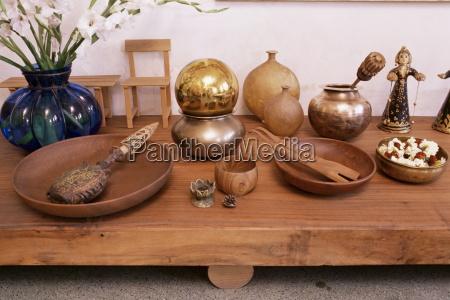 interior detail of ornaments in jaya