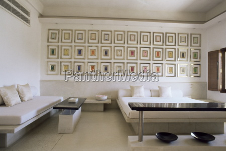 bedroom suite with multiple images or