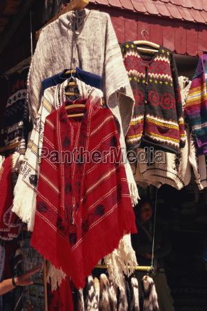 ponchos for sale angelmo craft market
