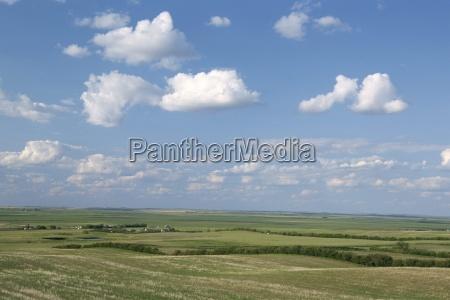 prairie farmland north dakota united states