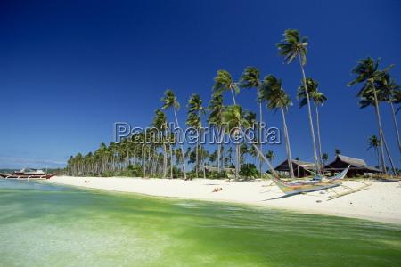 beach on the west coast of