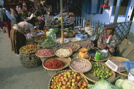 market barastagi main town in the