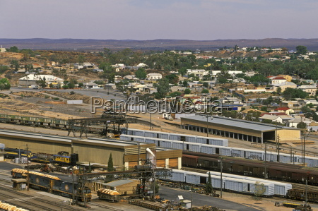 broken hill the famous mining town