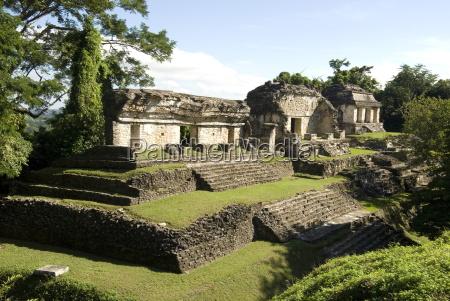 palenque unesco world heritage site mexico