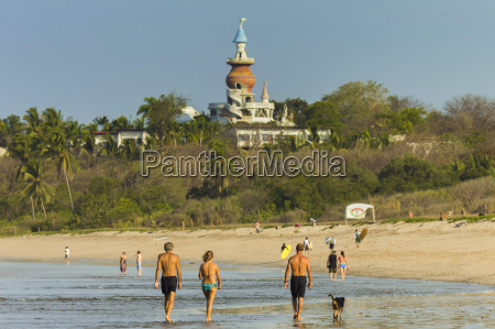 walkers the nosara beach hotel