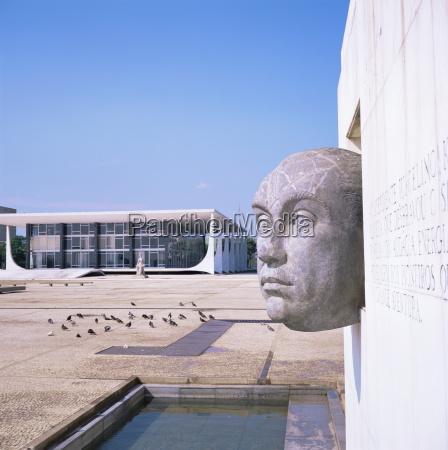 president juscelino kubitschek with palacio da