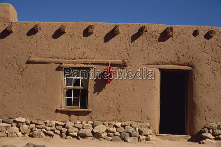 old adobe house at the gondrinas