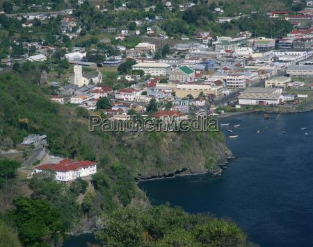 kingstown st vincent windward islands west