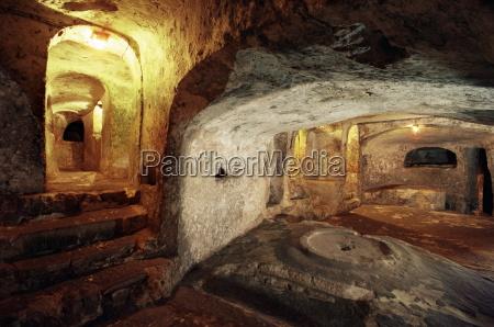 christian tombs st pauls catacombs rabat