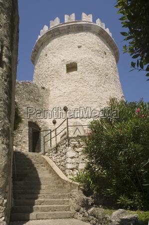 trsat castle rijeka croatia europe