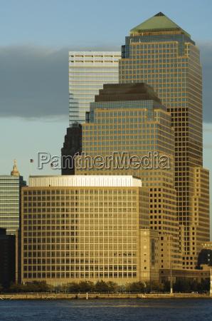 world financial center buildings manhattan new