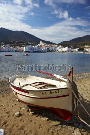 cadaques catalonia costa brava spain europe