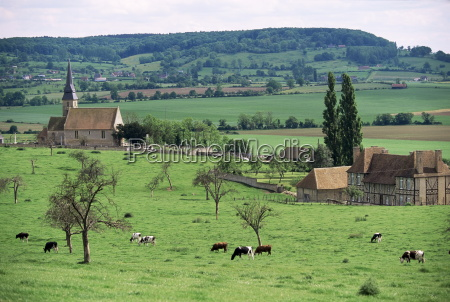 farms near vieux pont en ange