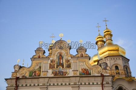 holy dormition kiev pechersk lavra unesco