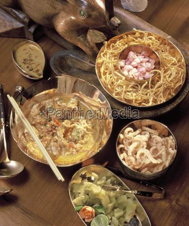 khao soi a northen thai dish