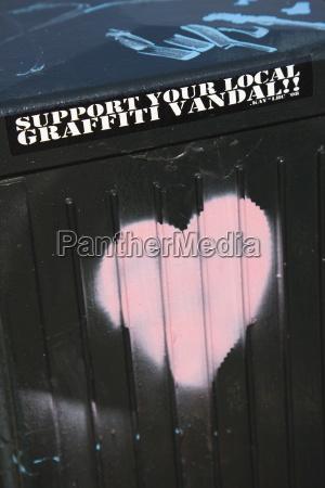 graffiti amsterdam netherlands europe