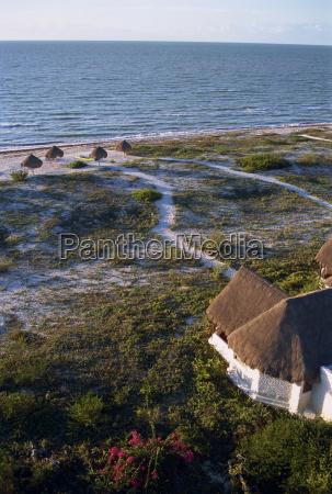 eco paraiso hotel celestun national wildlife