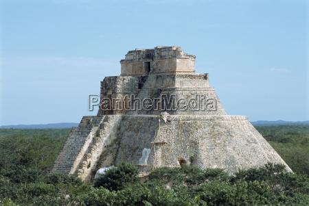 uxmal unesco world heritage site yucatan
