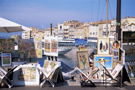 artists paintings for sale st tropez