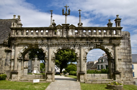 triumphal arch dating from 1588