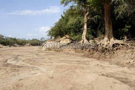 erosion turmi ethiopia africa