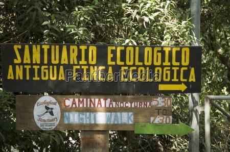 private eco reserve monteverde costa rica