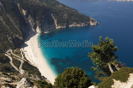 myrtos beach the best beach for