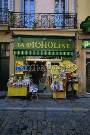 small shop aix en provence provence